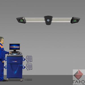 Стенд сход развал 3D ТехноВектор 7 V7202 К5A