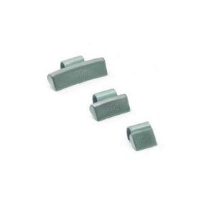 Набор грузиков для литых колесных дисков с крепежной скобой 100шт. Clipper 0310