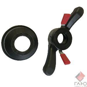 Гайка быстрозажимная KraftWell D=40 мм (1.2)