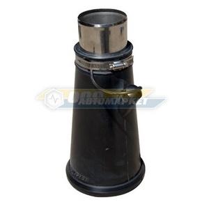 Газоприемная насадка круглая шланг Ø102мм FS-Round